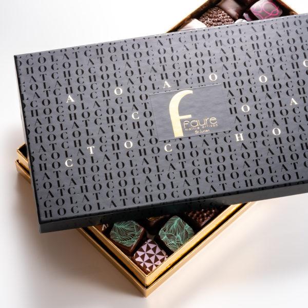 coffret de chocolat 930gr